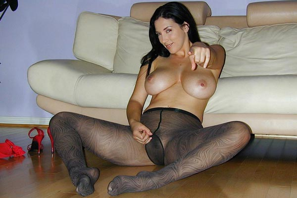 Jelena jensen humiliates. Jeleana Jenson plays with her voluminous breasts and offers criticism and masturbate guidance