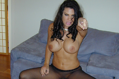Teri weigel gives a bj. Teri Weigel role-plays a deep throat blowjob job with her head cocked back over the couch and then decides to take some for her self. Imagining your cock down her throat gets her beyond horny.