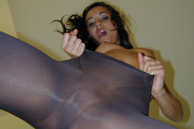 Georgia jones long shaft. Georgia Jones is elegant sure you can cum all over her pantyhose when she demands! She'll let you think about fuck her all.